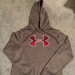 Under Armor Hooded Pullover Sweatshirt